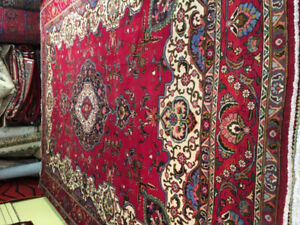 Arian Rugs Sale- Persian Tabriz 9.0x12.0 for $1450