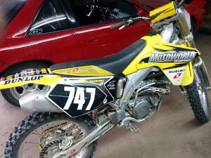 Rm450 2005