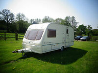 CARAVAN Avondale Rialto 480 - 2 BERTH WITH AWNING,TOILET AND SHOWER