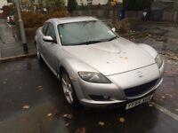 Awesome rx8 2.5 12 month mot swap sell cash offers