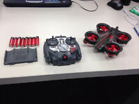 LOWER PRICE Air Hogs Helix X4 Quadcopter + 8x batteries