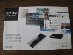 Sony Internet Player
