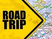 ROAD TRIP MOVERS - WEST, EAST & NORTH