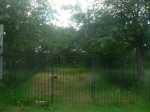 wrought Iron Fencing/enclosure