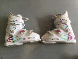 Rossignol Ski Boots Size 22.5