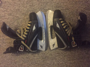 Mission C4 Men's Size 9 Hockey Skates ~ $25 FIRM!