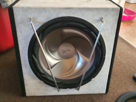 Pro plus 500 watt sub