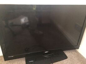"""40"""" LCD Tv, No Remote. (open to offers)"""