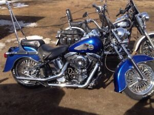 Harley    AND Triumph Motorcycles  For Sale