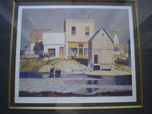 """A.J. Casson - """" Bobcaygon """" Limited Edition Print Kitchener / Waterloo Kitchener Area image 2"""