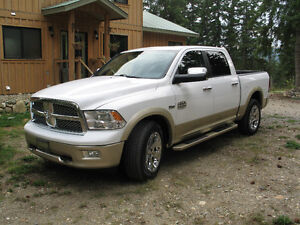 2012 Ram 1500 Laramie Longhorn Pickup Truck PRICE REDUCED
