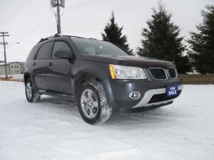 2007 PONTIAC TORRENT*HEATED LEATHER SEATS*SPORT SERIES*