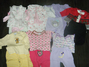 Girl's 3 month Clothing lot Windsor Region Ontario image 2