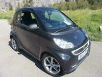 2013 smart fortwo 1.0 MHD Edition 21 Softouch 2dr Auto Coupe Petrol Automatic