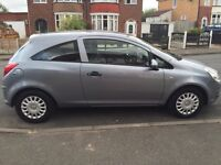 57 plate Corsa for sale