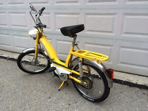 Vintage 1969 - Cady Motobecane moped - Great condition $577 OBO!