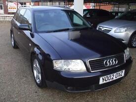 Audi A6 Avant 1.9TDI 130 6sp 2002MY SE