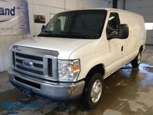 2011 Ford Econoline 150 130 WB Low Roof Cargo
