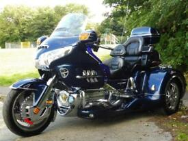 07/07 HONDA GL 1800 GOLDWING CSC TRIKE WITH 26,000 MILES