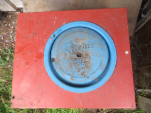 Ritchie heated water bowl