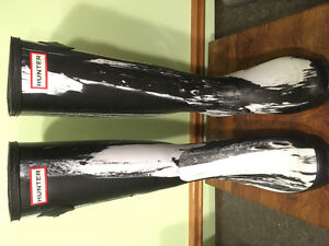 Ladies size 9 Hunter Boots.