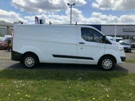2017 Ford Transit Custom 290 L2 H1 Trend Van 2.0 130ps PANEL VAN Diesel Manual