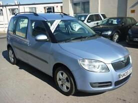 2008 Skoda Roomster 1.4TDI PD ( 80bhp ) 2 Finance Available