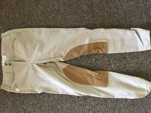 Tailored SportsmanTrophy Hunter Breeches - Tan
