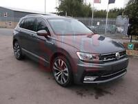2017 Volkswagen Tiguan 2.0 TDi R-Line (110KW/150PS) DAMAGED ON DELIVERY