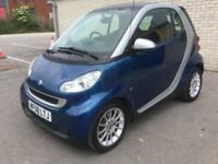 SMART CITY-COUPE PASSION 2008 Petrol Automatic in Blue