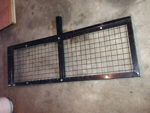 trailer hitch carrier - excellent for snow blowers, lawnmowers