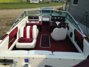 FOR SALE 16.6 SEA RAY BOAT