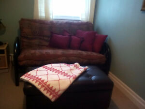 Barely used sofabed