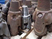 Wanted: Buy used oil well drill bits