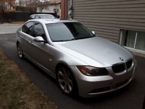 BMW 335i 2008 Sport - Échange possible convertible