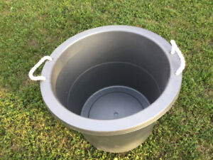 Heavy Duty Utility Plastic Tub