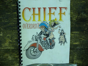 New Indian Chief Overdrive transmission Kingston Kingston Area image 10