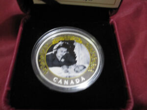 Royal Portrait Pure Silver Coin--Brand New