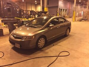 2006 Honda Civic 5 speed good shape
