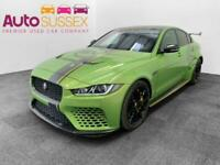 2019 Jaguar XE 5.0 V8 Project 8 Track Auto AWD 4dr Saloon Petrol Automatic