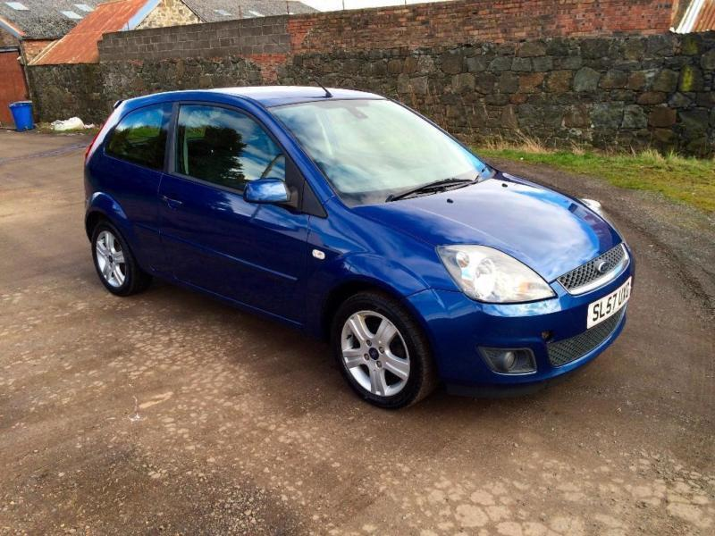 2008 ford fiesta zetec climate 3dr in lochgelly. Black Bedroom Furniture Sets. Home Design Ideas