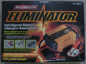 MotoMaster Intelligent Battery Charger / Maintainer For Sale