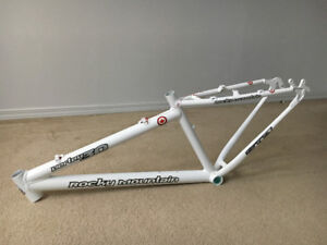Bike Frame - Rocky Mountain Vertex 30, small