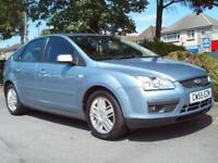 FORD FOCUS 1.6 2005 GHIA COMPLETE WITH M.O.T INC WARRANTY