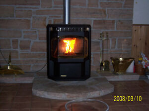 Harman Advanced Pellet Stove