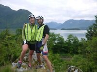 Two Cyclists looking for ride to Skagway from Whitehorse July 9