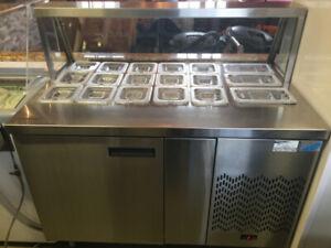 Buffet réfrigérateur