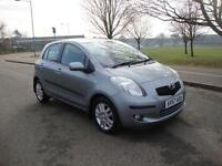 Toyota Yaris 1.3 VVT-i TR 5-Door, 2007 57, Extremely Low 13000 Miles, FTSH