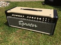 Egnater Renegade 65H all valve electric guitar amplifier spares or repairs