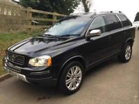 VOLVO XC90 EXECUTIVE 2.4 D5 200ps GEARTRONIC 4X4 11 REG